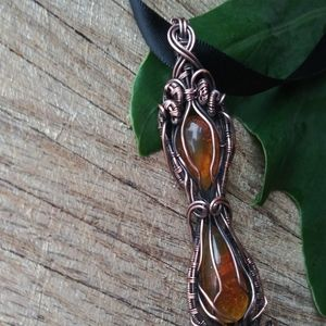 The Amber Hourglass